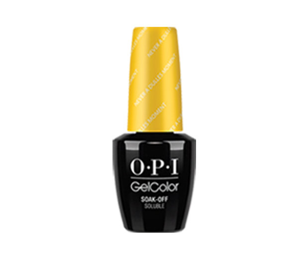 OPI GelColor - WASHINGTON, #GCW56 - Never A Dulles Moment